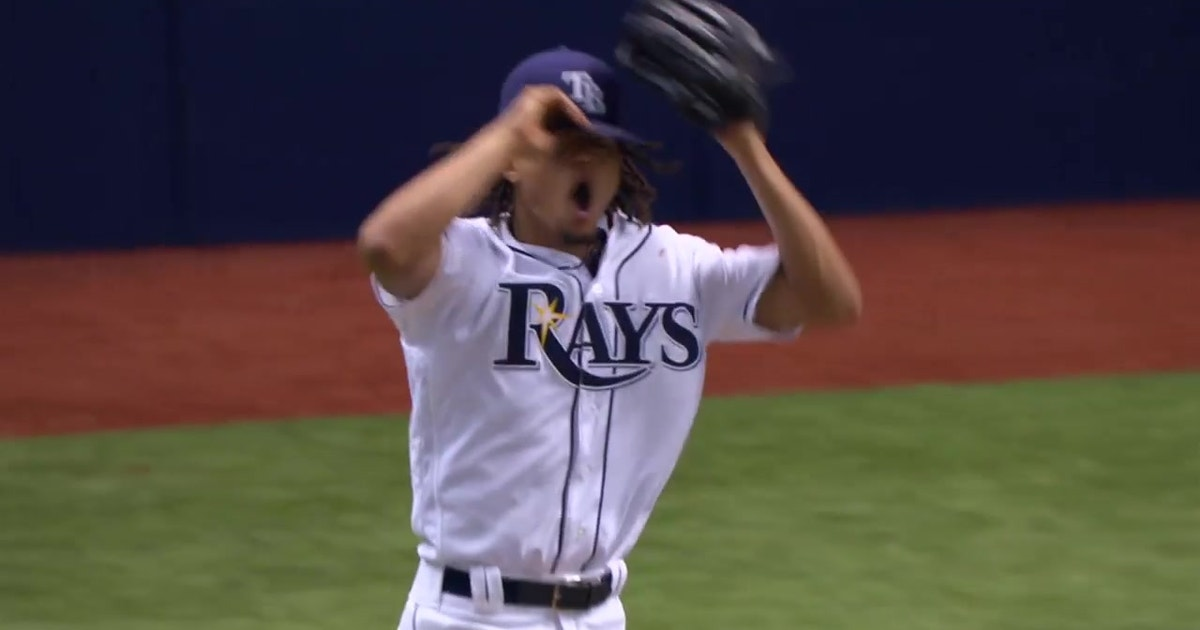 Chris Archer and the Rays self-destruct against the Rangers in the 6th-inning | FOX Sports