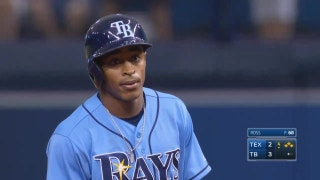 HIGHLIGHT: Mallex Smith knocks a 2-run double