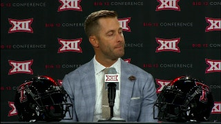 Digital Extra: Funniest moments from Big 12 Media Days