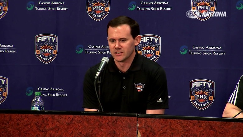 Suns extend Ryan McDonough's contract, emphasize 'patience'