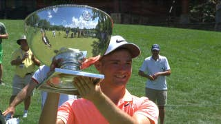 Noah Goodwin comes back from 4 down to win the U.S. Junior Amateur Championship
