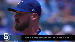 Was the trade with the Royals good for the Padres?