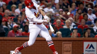 Randal Grichuk: 'I feel like I'm squaring the ball up'