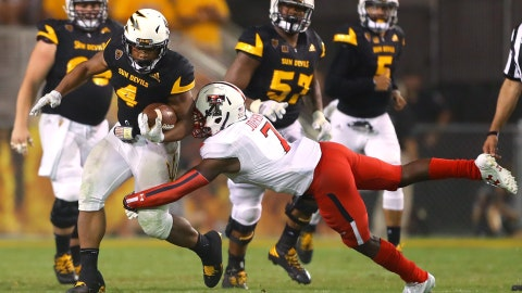 Texas Tech vs. Arizona State - Sept. 16