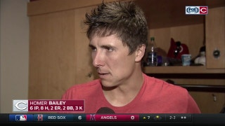 Homer Bailey offers simple explanation for 'weird' loss to Miami