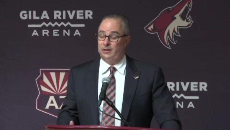 Andrew Barroway: We couldn't be any more committed to Arizona