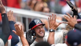 Braves LIVE To Go: Atlanta steps on Snakes 7-1 to complete the three-game sweep
