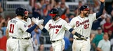Braves LIVE To Go: A pair of clutch pinch-hits help Atlanta secure series win over Arizona