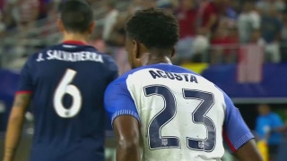 Kellyn Acosta misses a golden opportunity against Costa Rica | 2017 CONCACAF Gold Cup Highlights