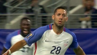 Dempsey ties Landon Donovan's all-time USMNT goal record | 2017 CONCACAF Gold Cup Highlights