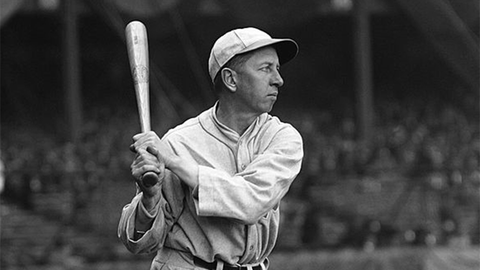 Eddie Collins, 3,314 hits