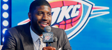 PHOTOS: Thunder welcome Paul George to OKC