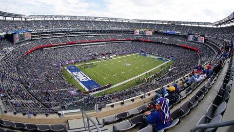 New York Giants   $3.1 billion