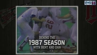 Gladden's Twins home movies capture 1987 season