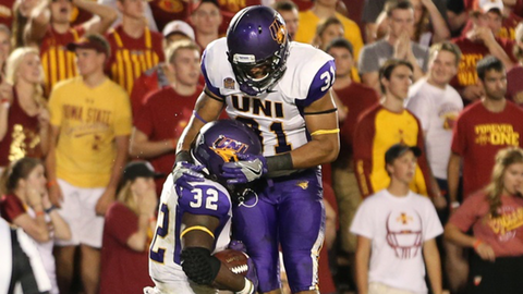 Iowa State vs. Northern Iowa - Sept. 2