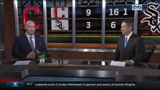 Al and Jensen: Danny Salazar has alleviated some front office fears