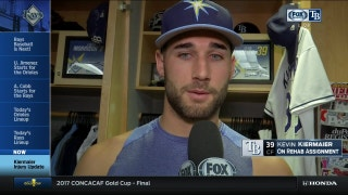 Rays' Kevin Kiermaier set for rehab assignment on Thursday