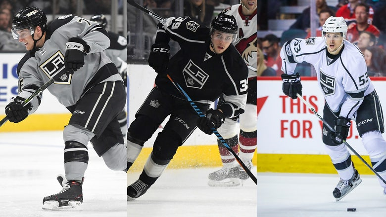 LA Kings announce slew of re-signings including deals for Gravel, LaDue and Brodzinski