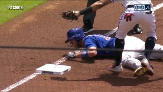 Kris Bryant is out after finger injury