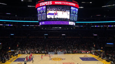 Los Angeles Lakers   $2.95 billion