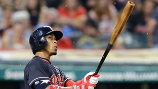 HIGHLIGHT: Lindor sends Tribe to victory in extras with first walk-off homer