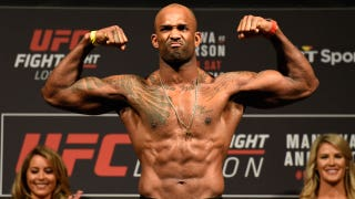 Jimi Manuwa on being the UFC's safety plan for UFC 214