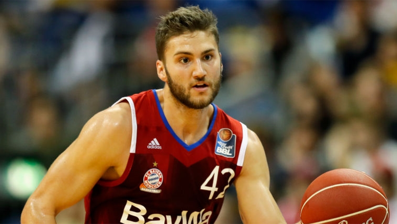 Mavs sign big forward from Dirk's hometown in Germany