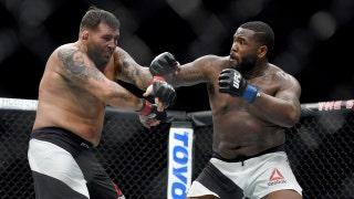James Mulheron vs Justin Willis | UFC FIGHT NIGHT HIGHLIGHTS