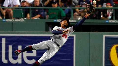 Byron Buxton (⬆ UP)