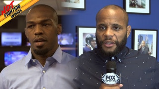 Here's what happens when Jon Jones and Daniel Cormier are asked to say something nice about each other