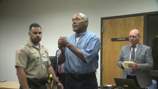 O.J. Simpson is granted parole