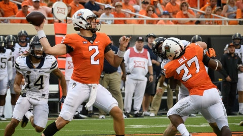 Oklahoma State at Pittsburgh - Sept. 16