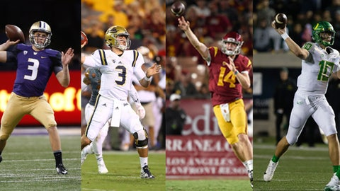 This is the best the Pac-12 has been in a while
