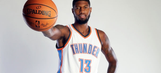 Oklahoma City rolls out red carpet for Paul George