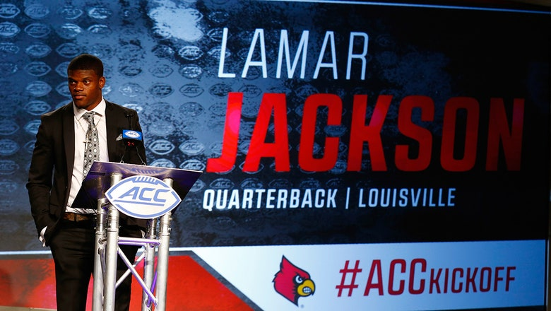 With new set of expectations, Louisville's Lamar Jackson readies for Heisman follow-up