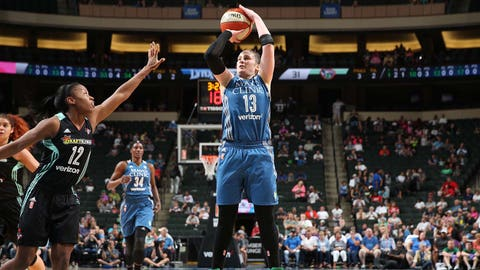 The glue: Lindsay Whalen