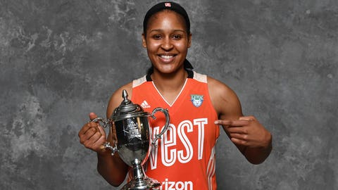 The X-factor: Maya Moore