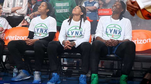 Minnesota Lynx (EVEN ↔)
