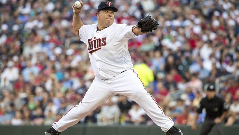 Colon gets pulled in 5th inning as Twins lose 6-3 to Yankees