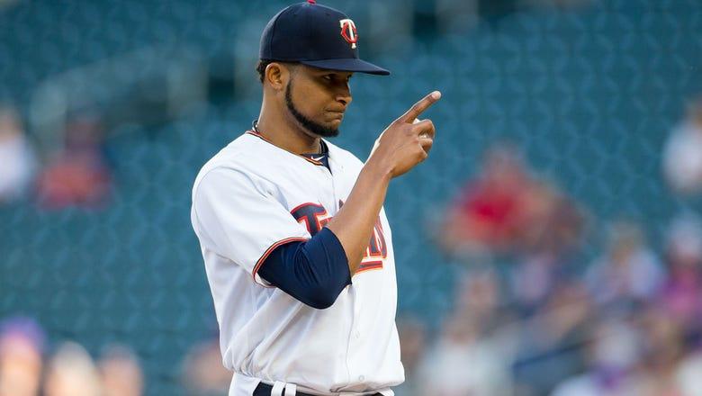 Twins' Santana among MLB's best starters in late innings