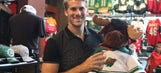 Marcus Foligno aims for 20-goal season with Wild