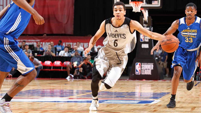NBA Summer League recap: Warriors 77, Timberwolves 69