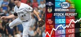 All-Star Knebel leads trio of Brewers trending up
