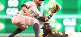 Brewers drop series-opening game in Pittsburgh, 4-2
