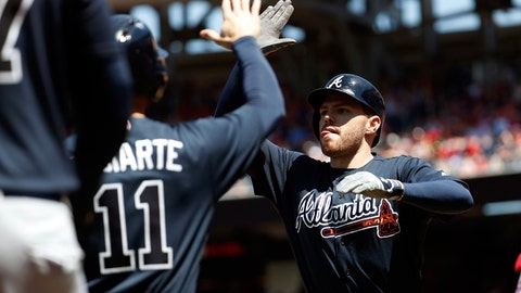 Three Cuts: Braves enter All-Star break outside playoff mix
