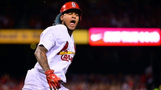 Martinez after Cardinals win: 'Yadi helped me keep my head up'