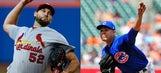 Cardinals seek series win as Cubs' Quintana makes Wrigley debut