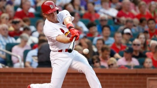 Harrison Bader's philosophy in MLB debut: 'Slide right in and just go to work'