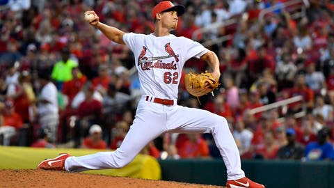 Weaver roughed up second time through D-backs lineup in #STLCards loss