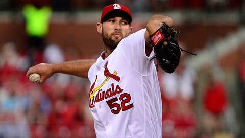 Cardinals starting pitcher Michael Wacha (7-4, 3.93 ERA)